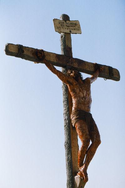 Este es Jesús, el Rey de los judíos