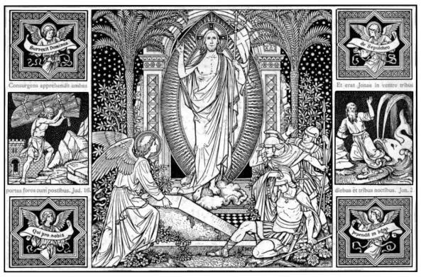 Cristo ayer y hoy, Principio y Fin, Alfa y Omega