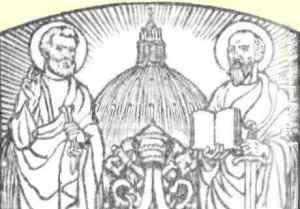 San Pedro y San Pablo Apóstoles