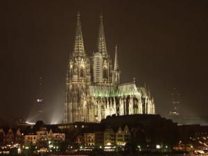 Los restos de los magos reposan en la catedral de Colonia.