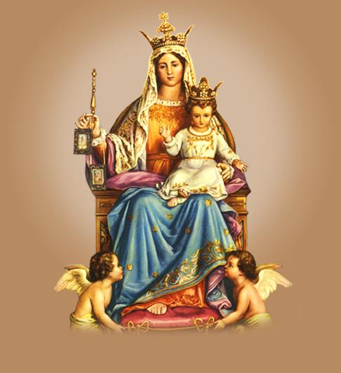Jesús dijo a su Madre: He ahí a tu hijo;  y, en seguida, al discípulo: He ahí a tu Madre. (San Juan, 19, 26-27)