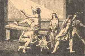 Observa en estos martirios como la piedad cristiana que usó san Ireneo sepultando el santo cuerpo del glorioso mártir san Félix, le ganó al instante la insigne corona del martirio.