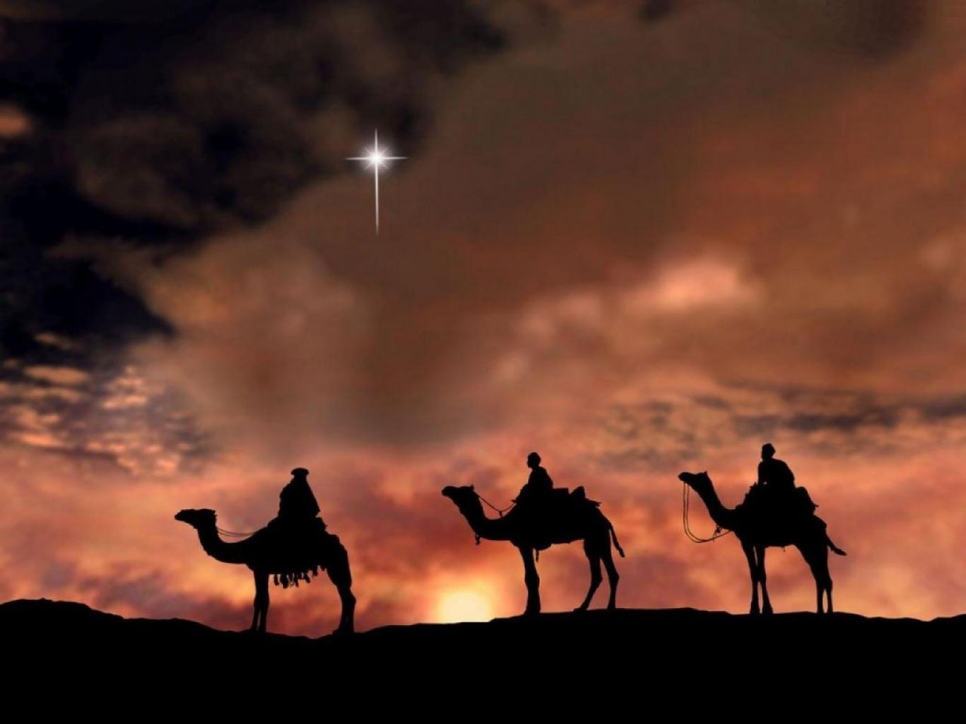 Que vienen los Reyes Magos... Los-reyes-magos