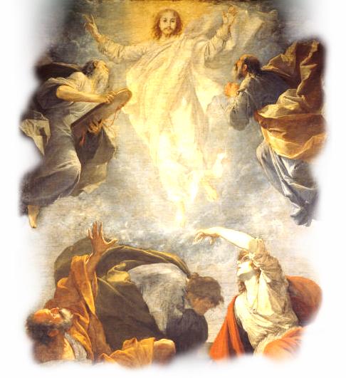 """""""Cristo es el resplandor de la Luz eterna, espejo sin mancha, e imagen de su bondad"""" (Sap. VII)"""