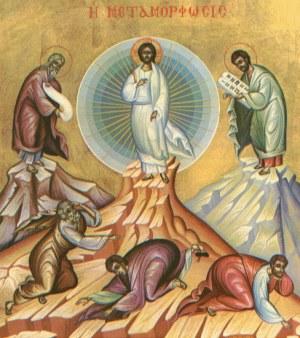 La Transfiguración del Señor Transfiguracion