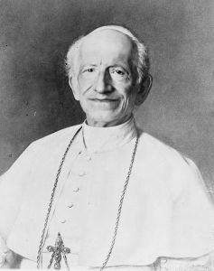 Su Santidad León XIII
