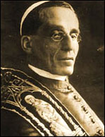 Su Santidad Benedicto XV