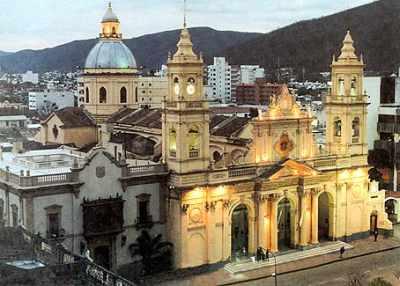 Catedral de Salta, República Argentina