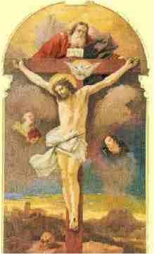 Y cuando haya sido levantado de la tierra, todo lo atraeré a Mí. (San Juan, 12, 32).
