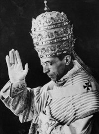 Su Santidad Pío XII