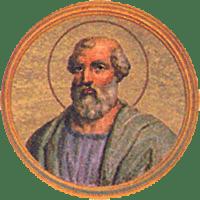 San Lino, Papa y Mártir