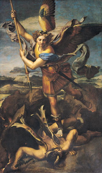 Príncipe de la Milicia Celestial