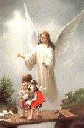 El Altísimo mandó a sus ángeles que cuidasen de ti; los cuales te guardarán en cuantos  pasos dieres; te llevarán en sus manos;  no sea que tropiece tu pie contra la piedra, (Salmo, 90, 11-12).