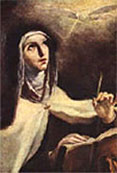 Virgen y Doctora de la Iglesia (1515-1582)