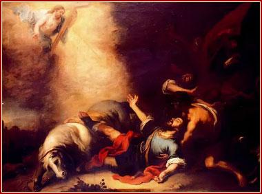 Éste es un vaso de elección que elegí para que lleve mi nombre ante los gentiles. (Hechos de los Apóstoles, 9, 15).
