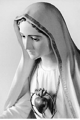 Reparemos el corazón de Nuestra Santísima Madre