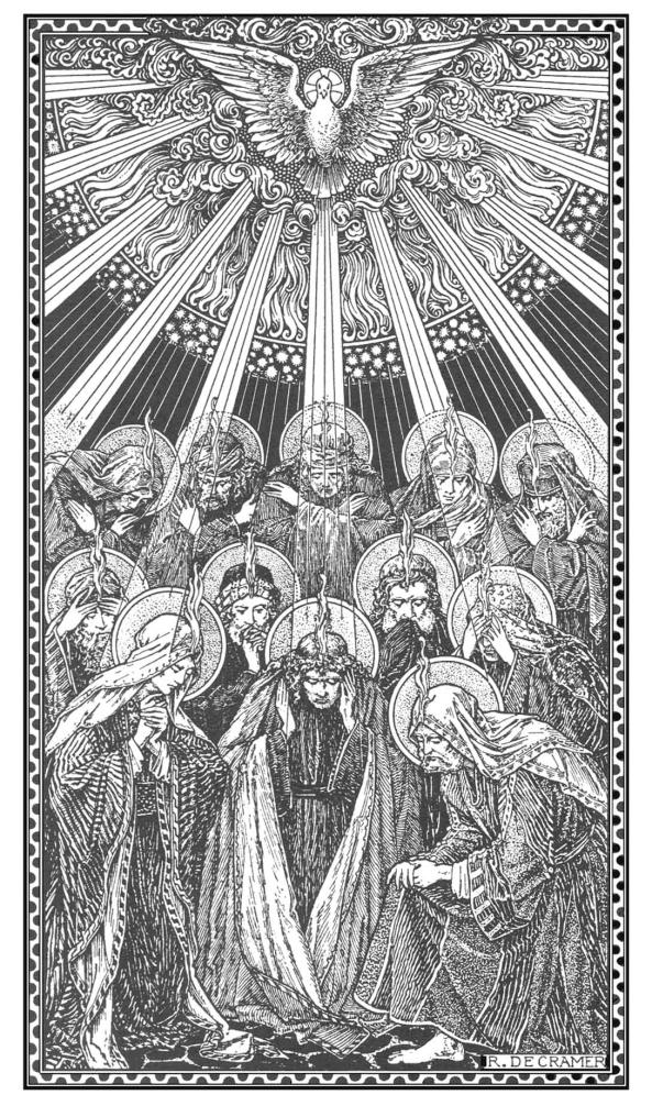 Y fueron todos llenos del Espíritu Santo