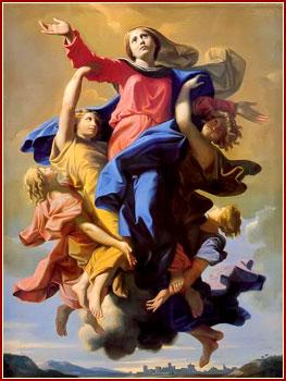 María ha elegido la mejor parte, de la que jamás será privada. (San Lucas, 10, 42).