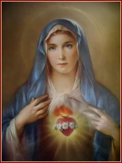 Mi Corazón saltará de gozo  al verme por Ti salvada:  cantaré al Señor mi bienhechor,  y salmodiaré al nombre del Señor Altísimo (Ps. 14, 6).