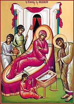 Bienaventurado el seno que llevó a Jesús, y los pechos que lo alimentaron (San Lucas, 11, 27).