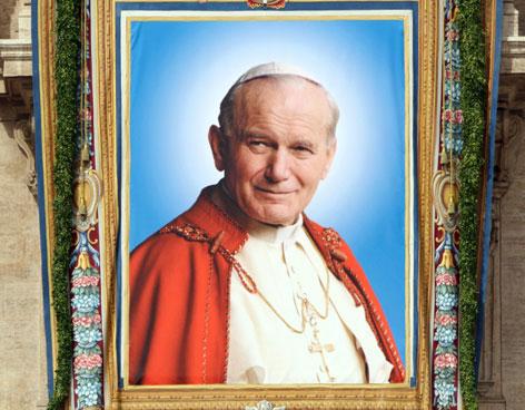 Beato Juan Pablo II, Papa