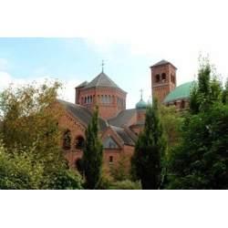 Abadía de S. Andrés (Brujas, Bélgica)