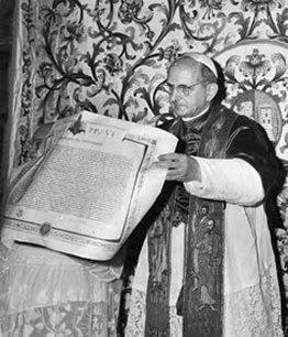 El papa Pablo VI publicó el 3 de abril de 1969 la Constitución Apostólica Missale Romanum, la cual supuestamente promulgaba el Novus Ordo Missae, pero, ¿fue éste un acto legítimo?