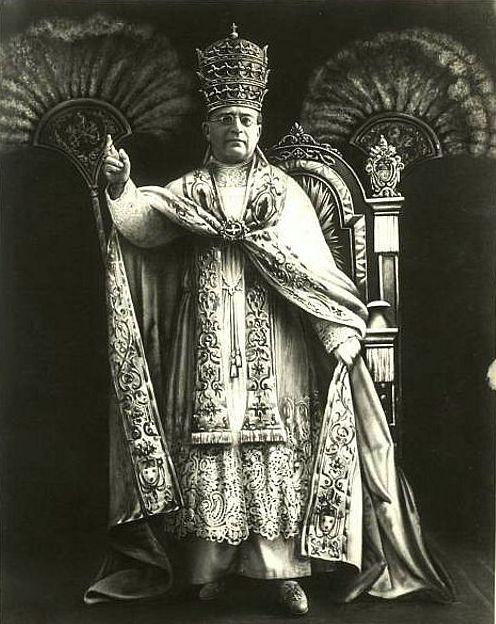 Papa Pío XI_