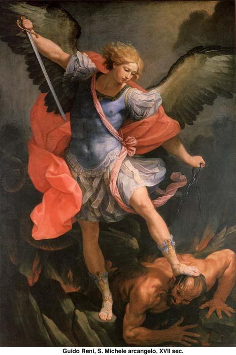 San Miguel Arcangel -Guido