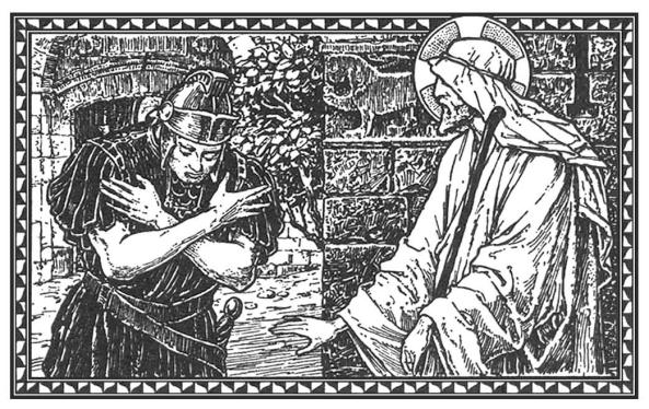 DOMINGO 20º DESPUÉS DE PENTECOSTÉS