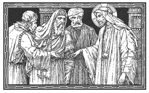 DOMINGO 22º DESPUÉS DE PENTECOSTÉS