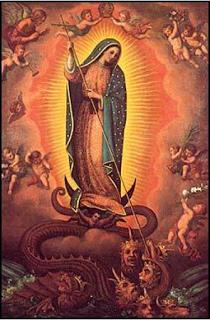 Sma. Virgen María Apocalipsis