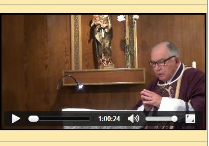 Sermón del 15 de Diciembre de 2013