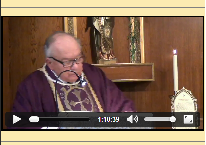 Sermón del 22 de Diciembre de 2013