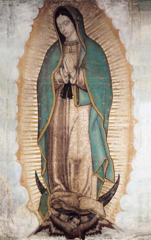 Sma. Virgen María de Guadalupe