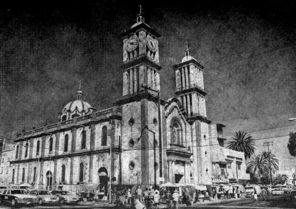 Catedral de Tijuana -Ant