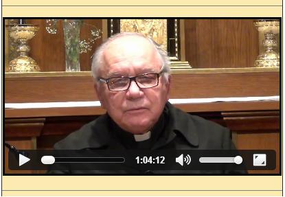 Sermón del 12 de Enero de 2014