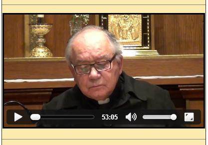 Sermón del 19 de Enero de 2014