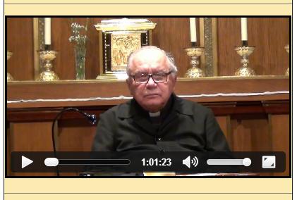 Sermón del 29 de Diciembre de 2013
