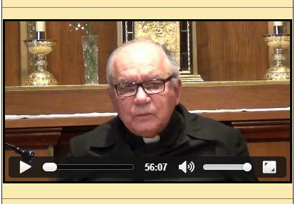 Sermón del 5 de Enero de 2014