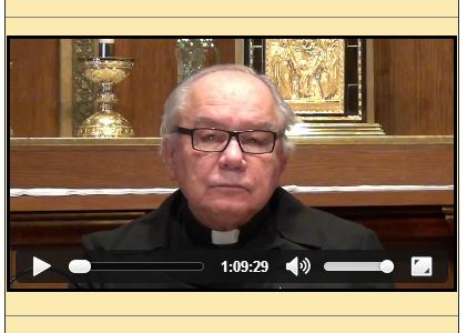 Sermón del 09 de Febrero de 2014