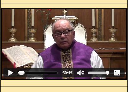 Sermón del 02 de marzo de 2014-II