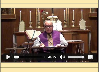 Sermón del 02 de marzo de 2014