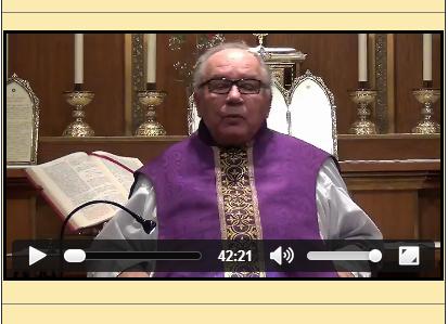 Sermón del 06 de abril de 2014