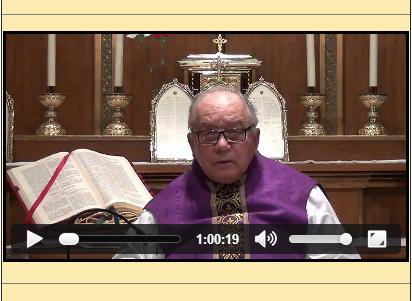 Sermón del 09 de marzo de 2014