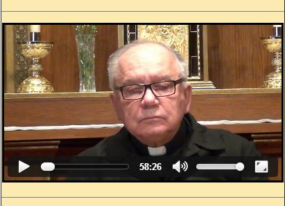 Sermón del 16 de febrero de 2014