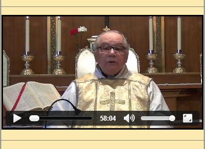 Sermón del 17 de abril de 2014