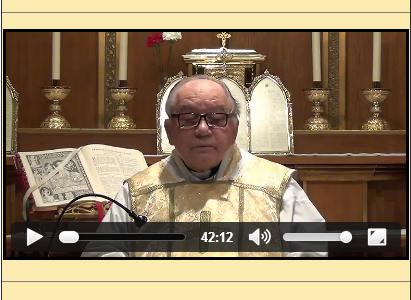 Sermón del 20 de abril de 2014