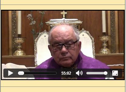 Sermón del 23 de febrero de 2014-II