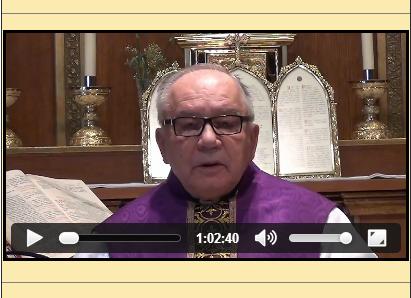 Sermón del 23 de febrero de 2014